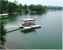 Lake Burton and Lake Rabun Homes for Sale